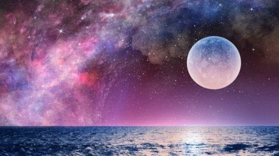 Deuxième Nouvelle lune le 30 août 2019 à 11h 37