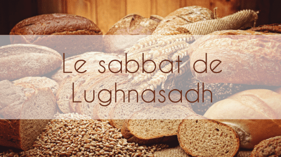 Joyeux Lughnasadh à Tous en ce 1er Août