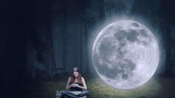 Invocation à La Nouvelle Lune