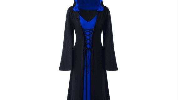 Les Robes et Accessoires des Rituels de Magie