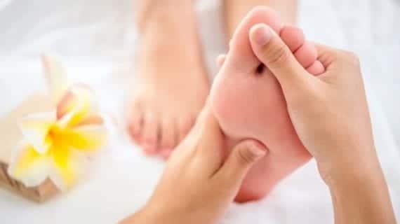 Que sont les chakras des pieds