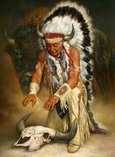 12 Vertus Amérindienne Chamanique