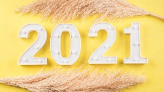 Découvrez votre numéro d'année personnel pour 2021